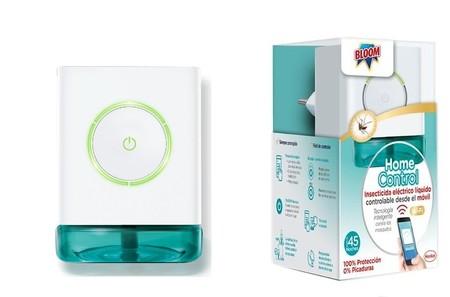 Bloom lanza Home Control, su primer anti-mosquitos conectado con capacidades inteligentes