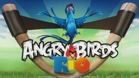'Angry Birds Rio'. El imperio de pájaros furiosos se extiende ahora hasta el cine