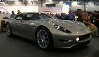 Lightning GT en el British Motor Show