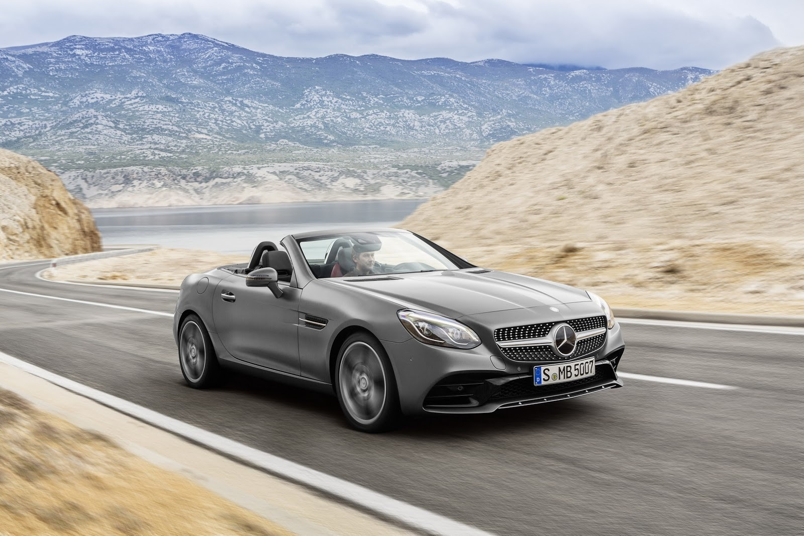 Foto de Mercedes-Benz SLC 2017 (7/17)