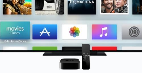 Apple TV, sus aplicaciones y funciones actuales
