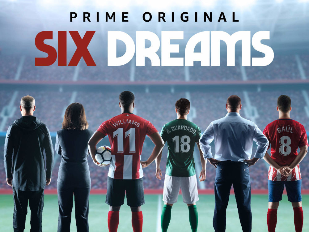Teaser de 'Six Dreams': Amazon confirma la temporada 2 de la docuserie  sobre fútbol español y anuncia a sus protagonistas