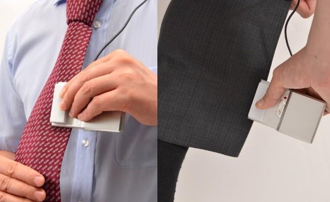 Lo último en Japón, quita las arrugas a golpe de plancha... ¡USB!