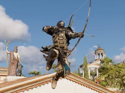 Assassin's Creed Origins recibe una armadura y un set de armas de For Honor. El New Game + está en camino