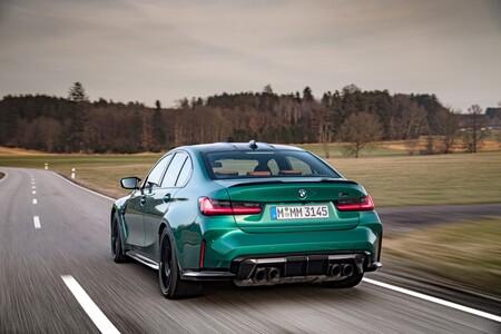BMW M3 Competition Prueba Contacto 37