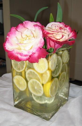 frutas y rosas 1