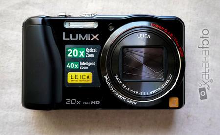 Panasonic Lumix TZ30, análisis