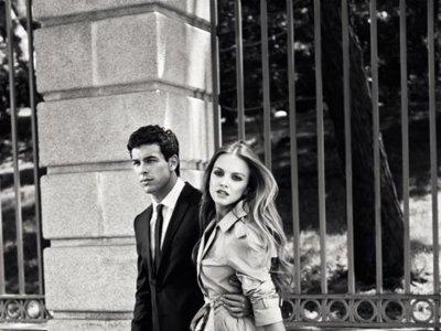 Mustang campaña Otoño-Invierno 2011/2012: Mario Casas y Laura Hayden la pareja de moda