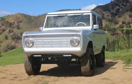 Zero Labs convierte al Ford Bronco en un atractivo 4x4 eléctrico