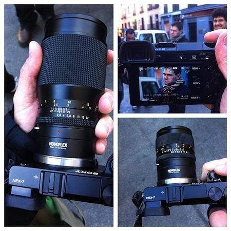 Sony NEX-7 de Fotomaf 2