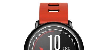 Reloj deportivo Xiaomi Huami Amazfit, en versión internacional, por sólo 79 euros con este cupón