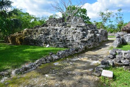 Cozumel San Gervasio México