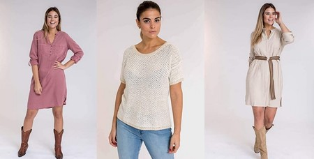 Hasta 50% de descuento en prendas de la marca October: moda curvy a mitad de precio