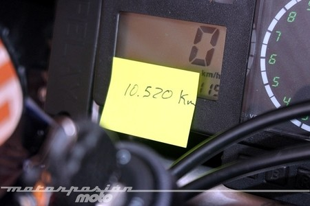 Cuenta Kilómetros