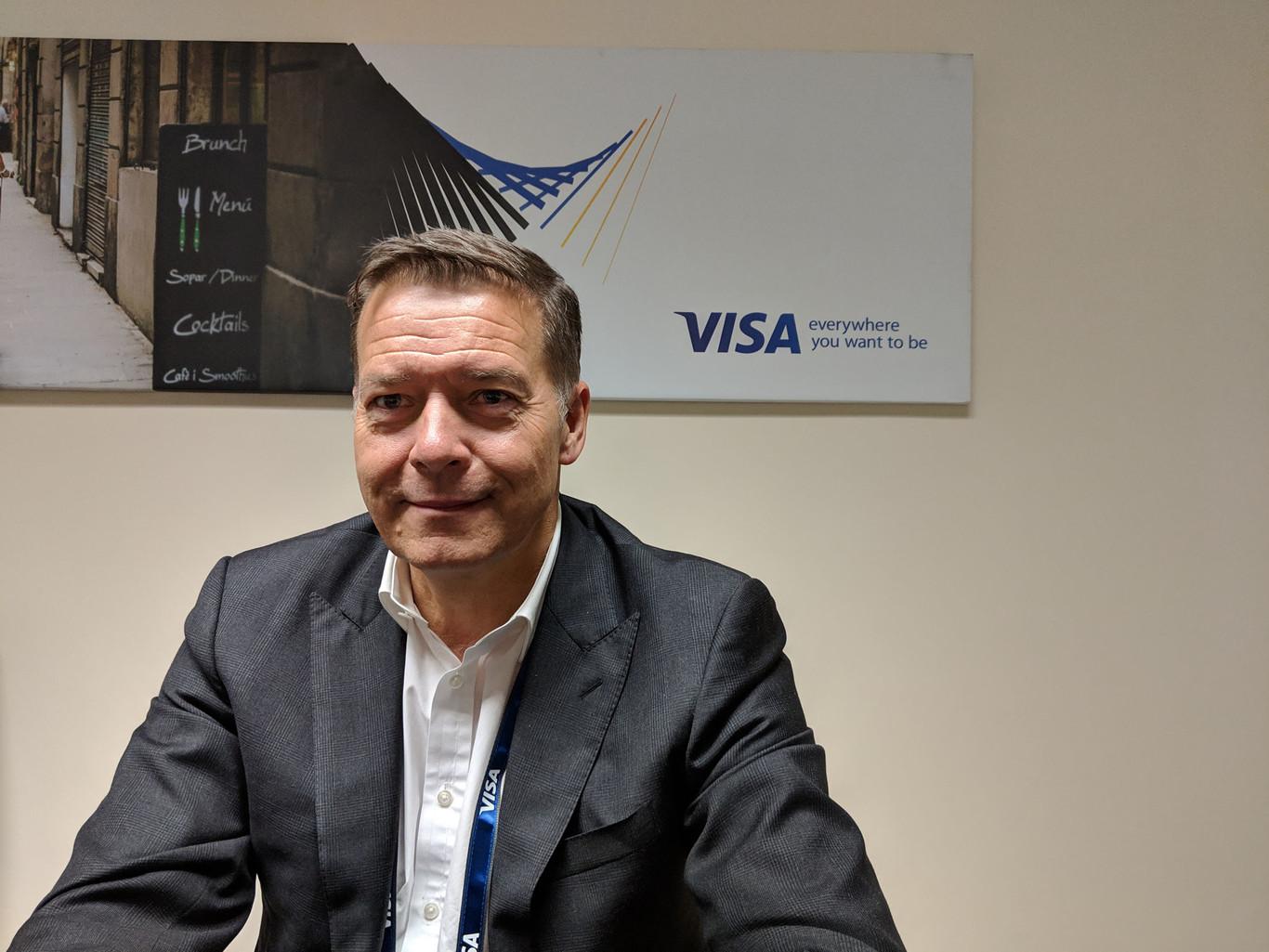 """""""Con la IA podemos predecir con fiabilidad la siguiente tienda a la que vas a ir y la cantidad media que vas a gastar"""", Bill Gadja de Visa"""