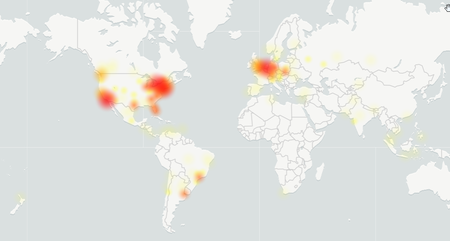 2020 09 17 13 28 17 Instagram Outage Map Downdetector