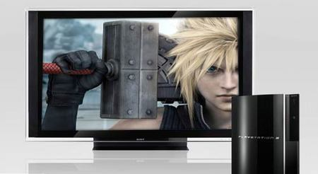 Final Fantasy VII en PS3