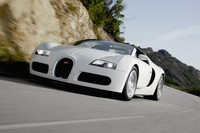 Bugatti introduce el Grand Sport en la India