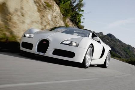 Bugatti introduce el Grand Sport en la India