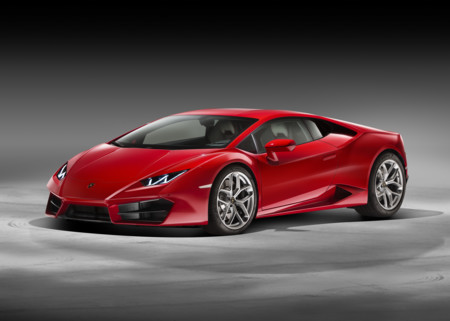 Lamborghini Huracan LP 580-2