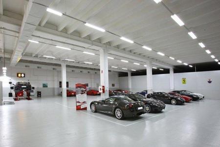 Ferrari Maserati Barcelona