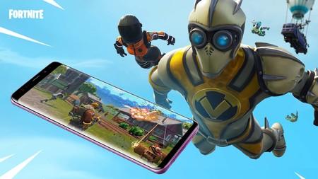 Hemos jugado 'Fortnite' en Android; así lo puedes jugar desde México y así puedes ver si tu dispositivo es compatible