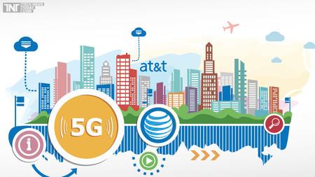 AT&T en pionero en la implementación de la red 5G en México