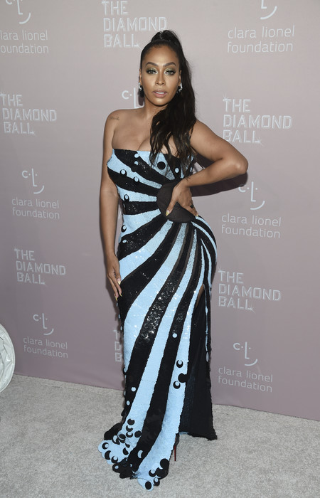 La La Anthony diamond ball