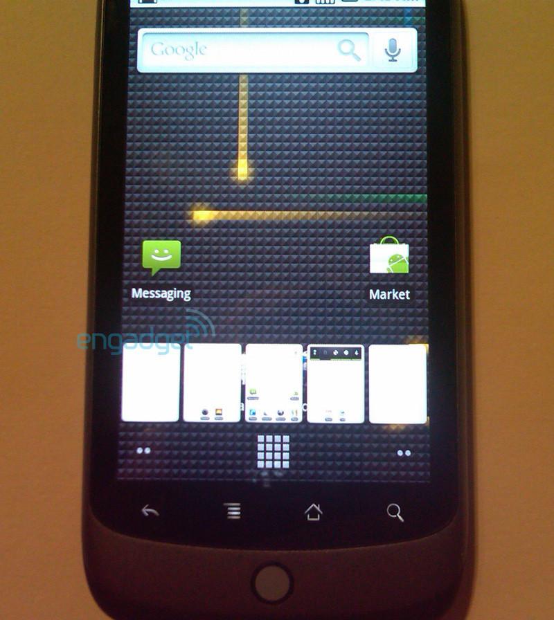 Foto de Nexus One, nuevas imágenes (11/18)