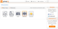 Groupnic, una nube privada para grupos de trabajo colaborativos