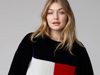 Gigi Hadid será la imagen de la nueva fragancia de Tommy Hilfiger