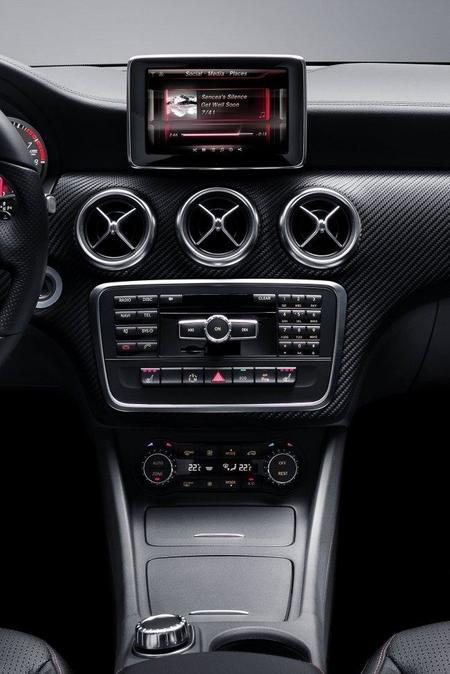 Mercedes-Benz Clase A interior 2
