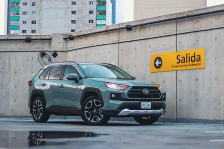 Toyota Rav4 Adventure 2021 Prueba De Manejo Opinion Resena Mexico 15 2