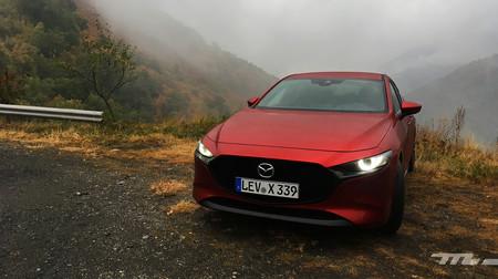 Mazda3 Skyactiv-X 2020, a prueba