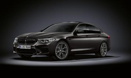 BMW M5 Edition 35 Years: Poderío y exclusividad en su máxima expresión
