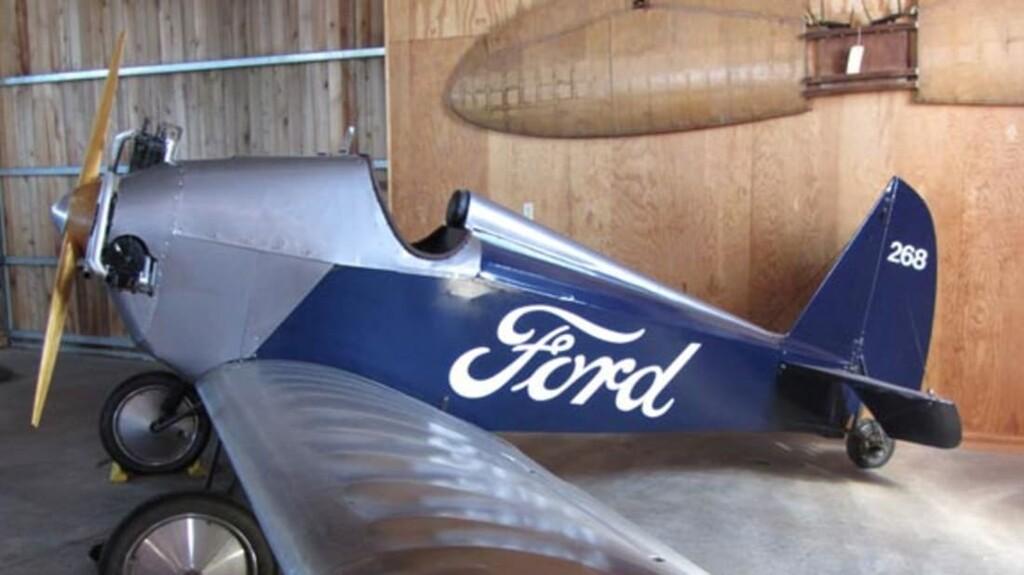 Ford creó el primer prototipo de
