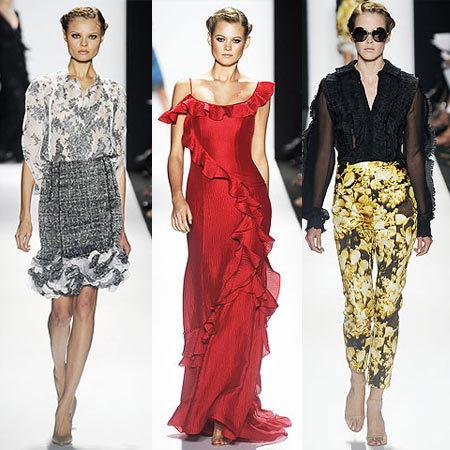 Carolina Herrera en la Semana de la Moda de Nueva York Primavera-Verano 2008/09