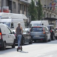 La DGT pone orden con los patinetes eléctricos: habrá multas desde 100 hasta 1.000 euros