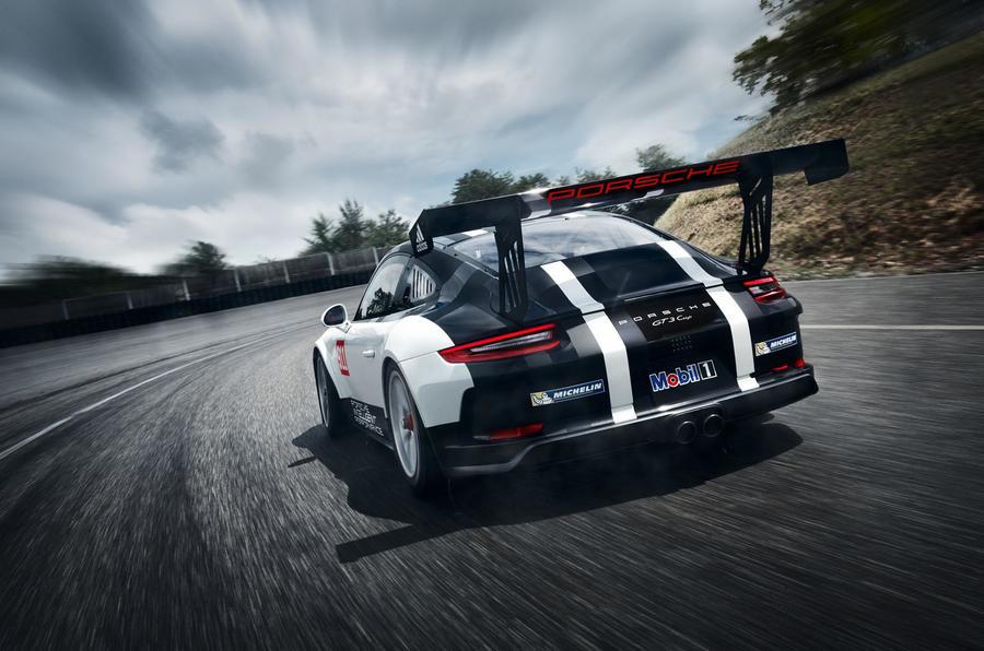 Foto de Porsche 911 GT3 Cup (5/6)
