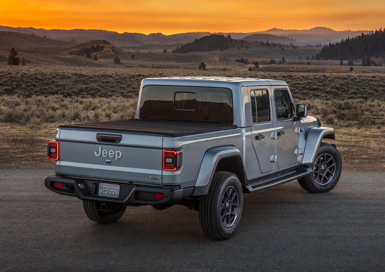 Foto de Jeep Gladiator 2020 (20/51)