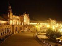 Sevilla: la ría de Plaza España volverá a llenarse de agua