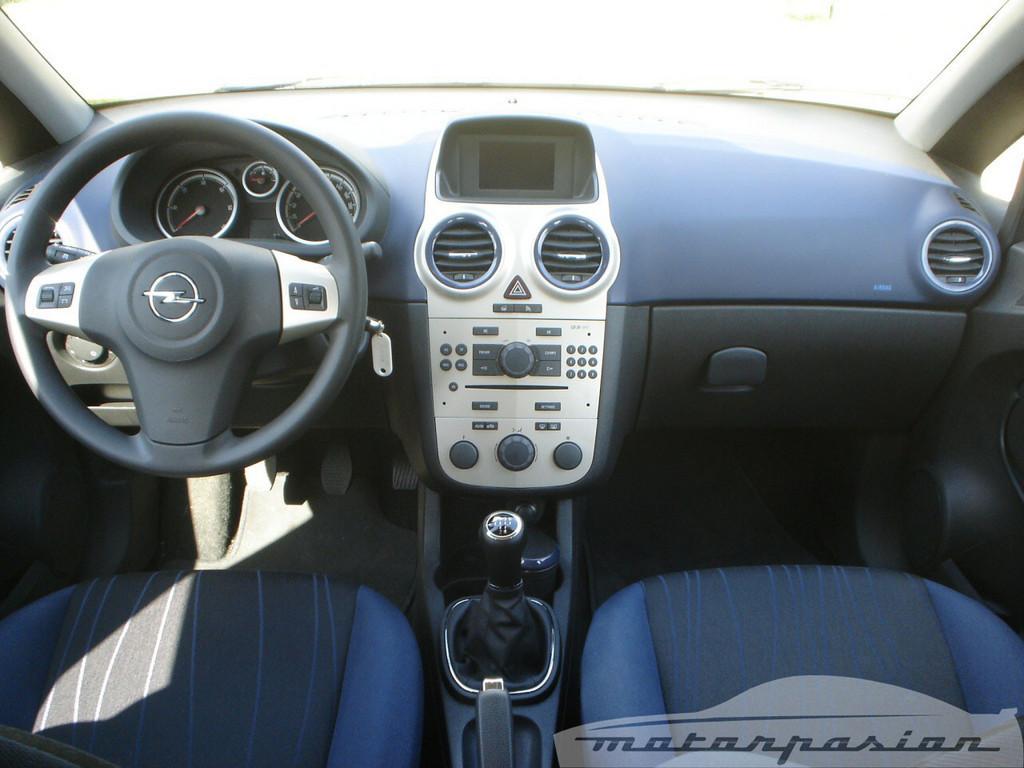 Foto de Opel Corsa (prueba) (12/30)