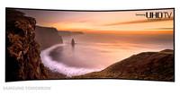 Samsung también prepara su televisor curvo de 105 pulgadas