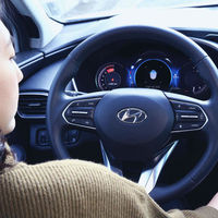 El próximo Hyundai Santa Fe se adaptará a ti usando tu huella dactilar y evitará que olvides a los niños atrás