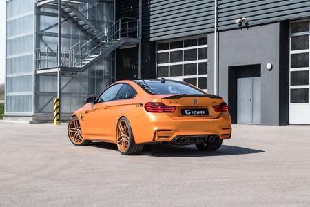 El BMW M4 llega a los 680 CV de la mano de G-Power