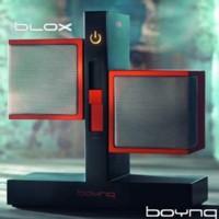 Boynq Blox, altavoces originales