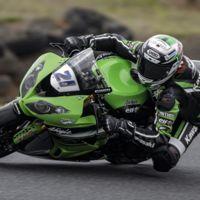 Randy Krummenacher, al mundial de Superbike en 2017 con una Kawasaki del Puccetti Racing