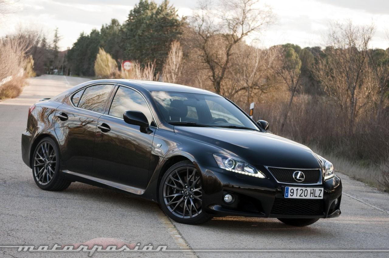 Foto de Lexus IS F (prueba) (2/46)