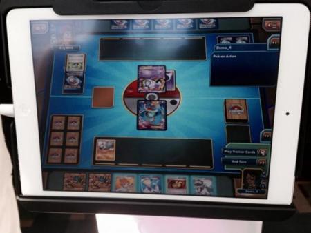 Nintendo dará el salto al iPad con un juego de cartas de Pokémon