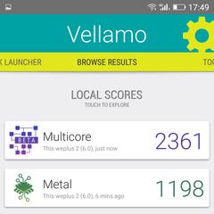 Foto 4 de 14 de la galería weimei-weplus-2-benchmarks en Xataka Android